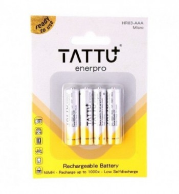 Bateria NiMH Tattu 800 mAh 1.2v