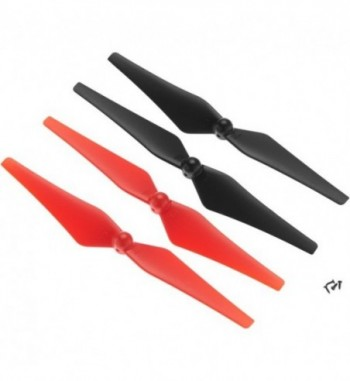 Helices para Dromida VISTA UAV - Rojo/Negro