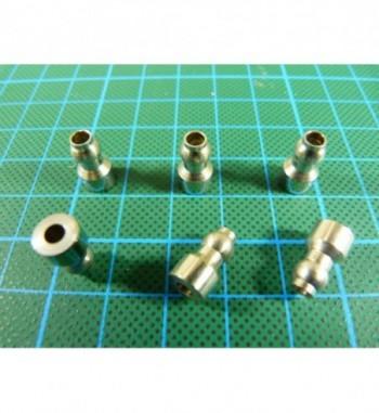 6452 Rotulas tipo C x6 uds.