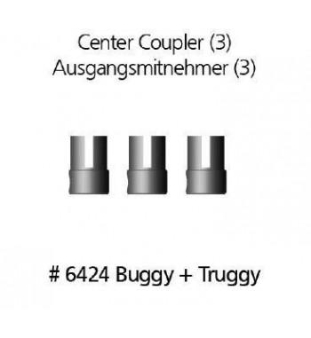 6424 Vasos de diferencial x3 uds.