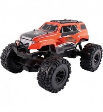 Crawler PickUp 1/10 Rojo RTR 4x4 - INICIACION