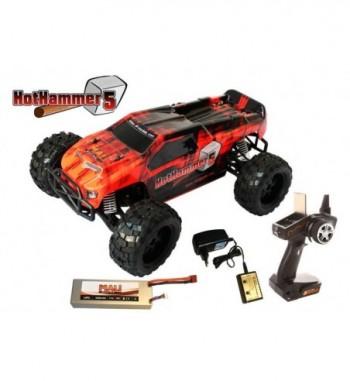 Monster 1/10 XL Hot Hammer 5 RTR - Brushless
