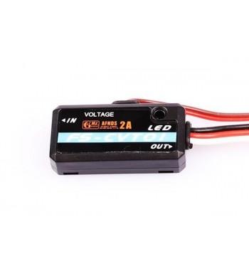 Sensor de voltaje FlySky CVT01 para receptor