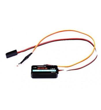 Sensor de temperatura FlySky CTM01 para receptor