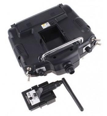 Emisora FlySky FS TH9X y Receptor FS-R9B