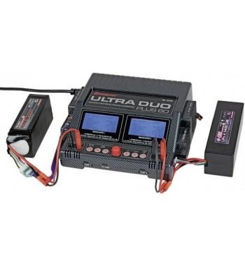 Cargador Graupner Ultra Duo Plus 60