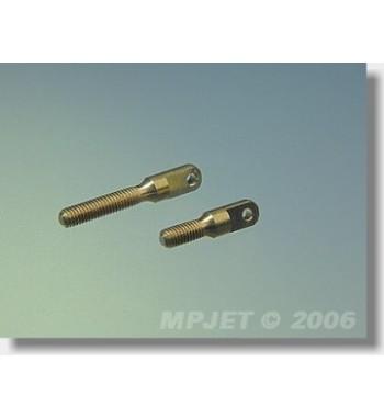 Anclaje de cables M3 corto MP-JET