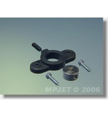 Anclaje carenado de ruedas 5 mm MP-JET
