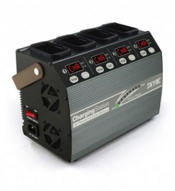 Cargador SkyRC para DJI Phantom 4 / Phantom 3 4P3 4x 100 W