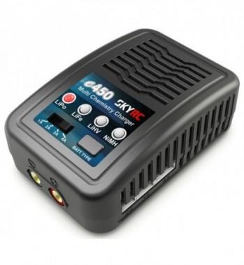 Cargador SkyRC e450 2-4S - 6-8S LiPo - LiFe - LiHV - NiMH