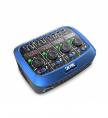 Cargador SkyRC Quattro Micro LiPo 1S