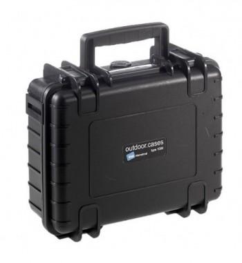Maleta para GoPro 3 - 4 tipo 1000 (negro) - B & W