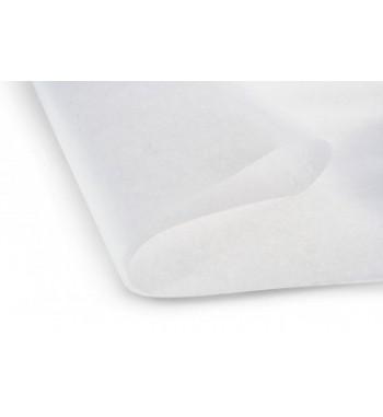 Papel de revestimiento blanco mate 51x76 cm