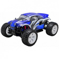 Model Samochodu Himoto Monster Truck 1/10 Blue RTR