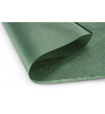Papel de revestimiento verde oscuro mate 51x76 cm