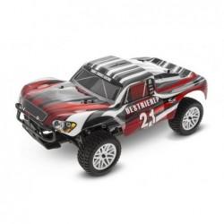 Model Samochodu Himoto Short Course Corr Truck 1/10 Red RTR