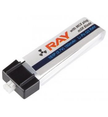 G3 RAY LI-POL 3.7v 150 mAh para mSR BLADE