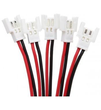 Distribuidor de cable Hubsan / Syma para 5 baterias