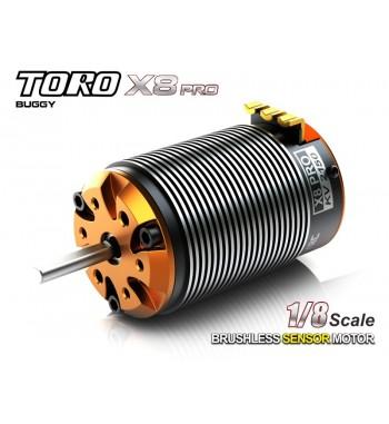 Motor SkyRC Toro X8 Pro 2150 kV - con sensor