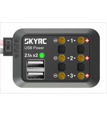 Distribuidor de DC SkyRC con conector XT60