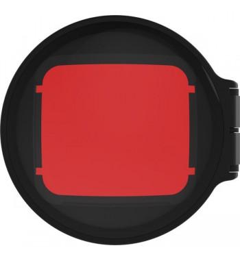 Filtro rojo con objetivo macro PolarPro GoPro Hero 5 / Hero 6