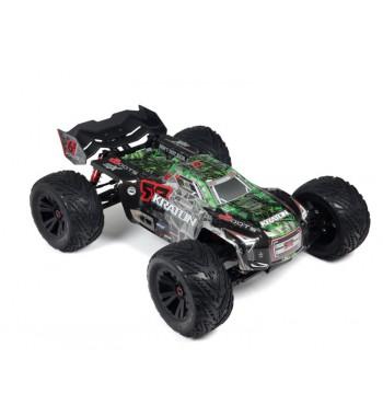 RC ARRMA Kraton V2 6S BLX 4WD RTR verde