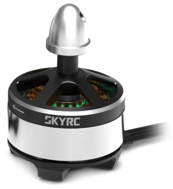 Combo motor brushless SkyRC X2208 2000 kv 2-4S x4 uds.