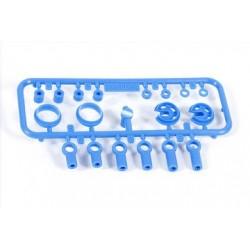 Partes de amortiguador AXIAL (AX31300) Azul