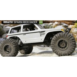 RC Axial Wraith Spawn 4WD 1/10 RTR
