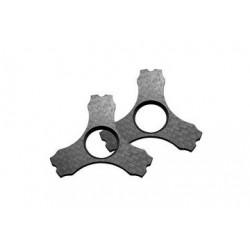 Anillos / llantas Carbono Axial 2.2 VWS (2 uds.) (AX30757)